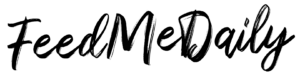 Feed Me Daily Logo