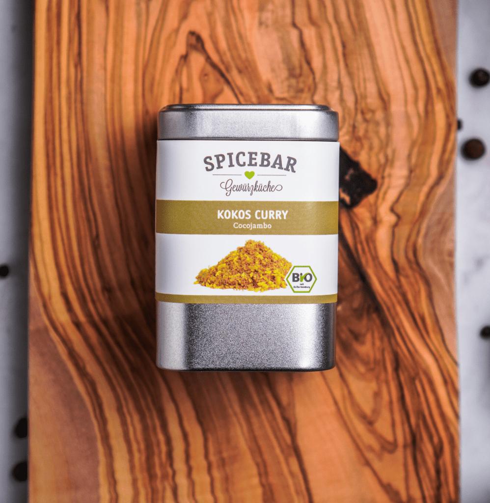 Spicebar Kokos Curry